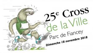 25e édition du Cross de la Ville de Saint-Egrève