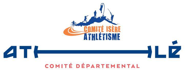 Logo Comité Départemental de l'Isère d'Athlétisme